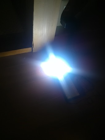 ライトインザボックスで買ったLED