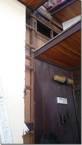 一階玄関脇